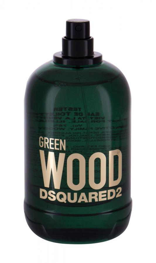 Dsquared2 Green Wood (M)  100ml - Tester, Toaletná voda