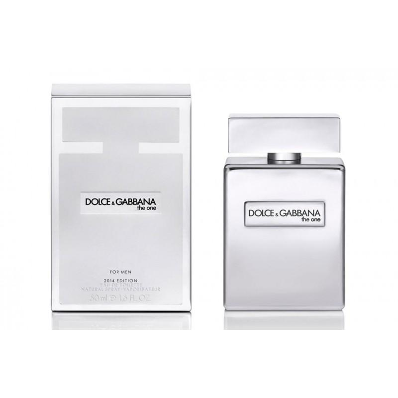 Dolce&Gabbana The One For Men Limited Edition 100ml, Toaletná voda (M)