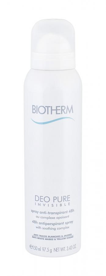 Biotherm 48h Deo Pure Invisible (W)  150ml, Antiperspirant