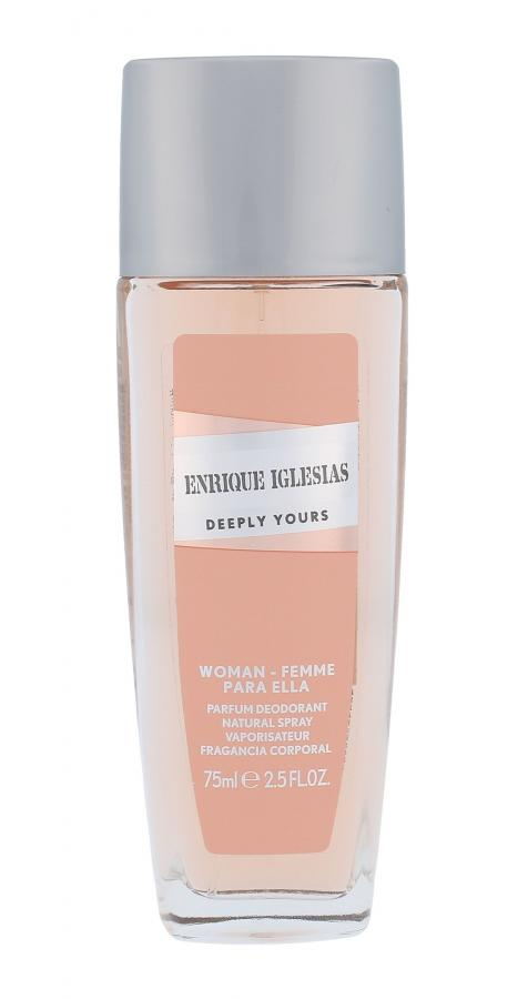 Enrique Iglesias Deeply Yours Woman (W)  75ml, Dezodorant