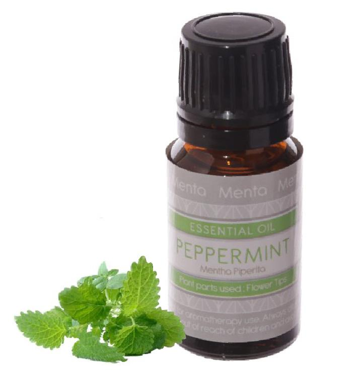Eden Essential Oil Peppermint 10ml, Esenciálny olej