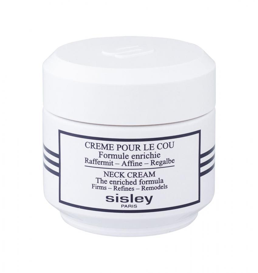 Sisley The Enriched Formula Neck Cream (W)  50ml, Krém na krk a dekolt