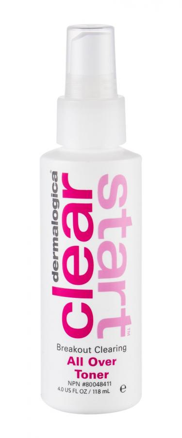 Dermalogica All Over Toner Clear Start (W)  118ml, Pleťová voda a sprej