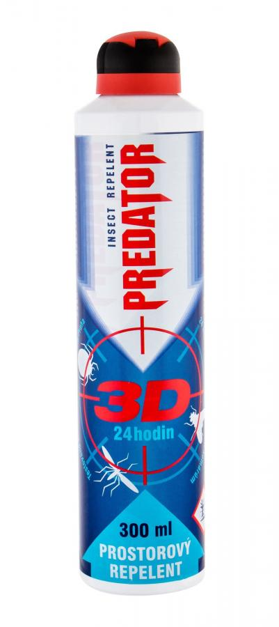 PREDATOR 3D Spray Repelent (U)  300ml, Repelent