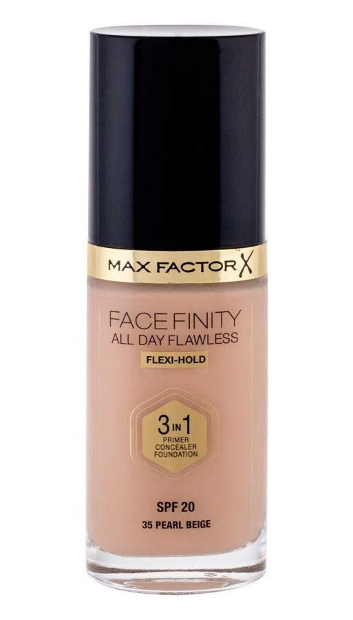 Max Factor 3 in 1 Facefinity (W)  30ml, Make-up