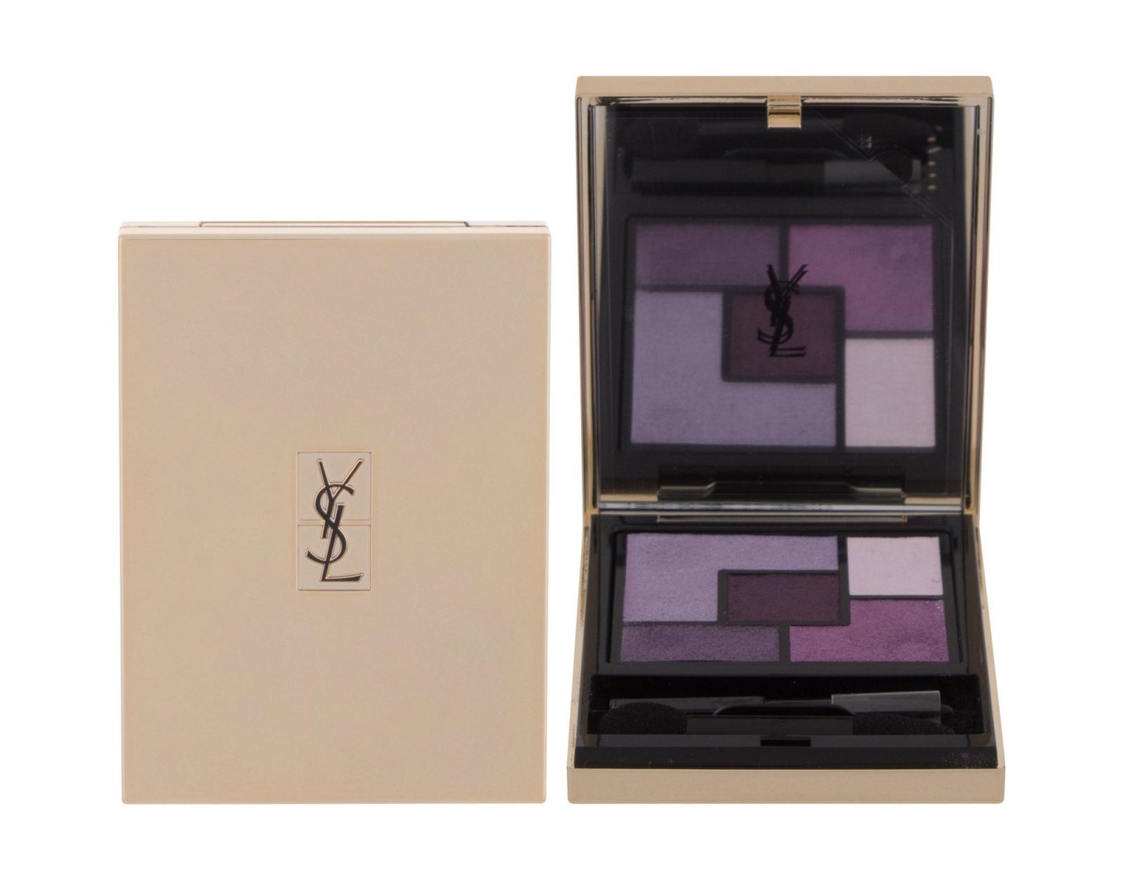 Yves Saint Laurent 5 Color Ready-To-Wear Couture Palette (W)  5g, Očný tieň