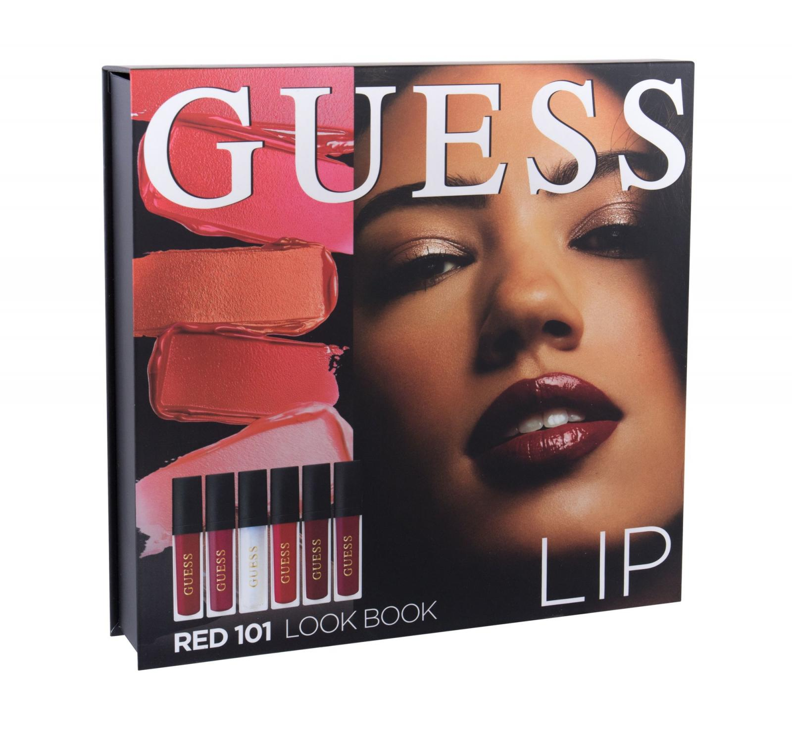 GUESS Lip Look Book (W)  4ml, Rúž