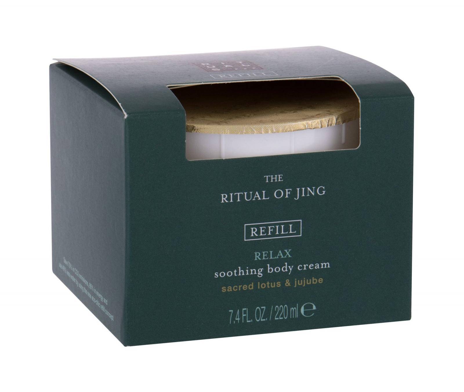 Rituals Soothing The Ritual Of Jing (W)  220ml, Telový krém