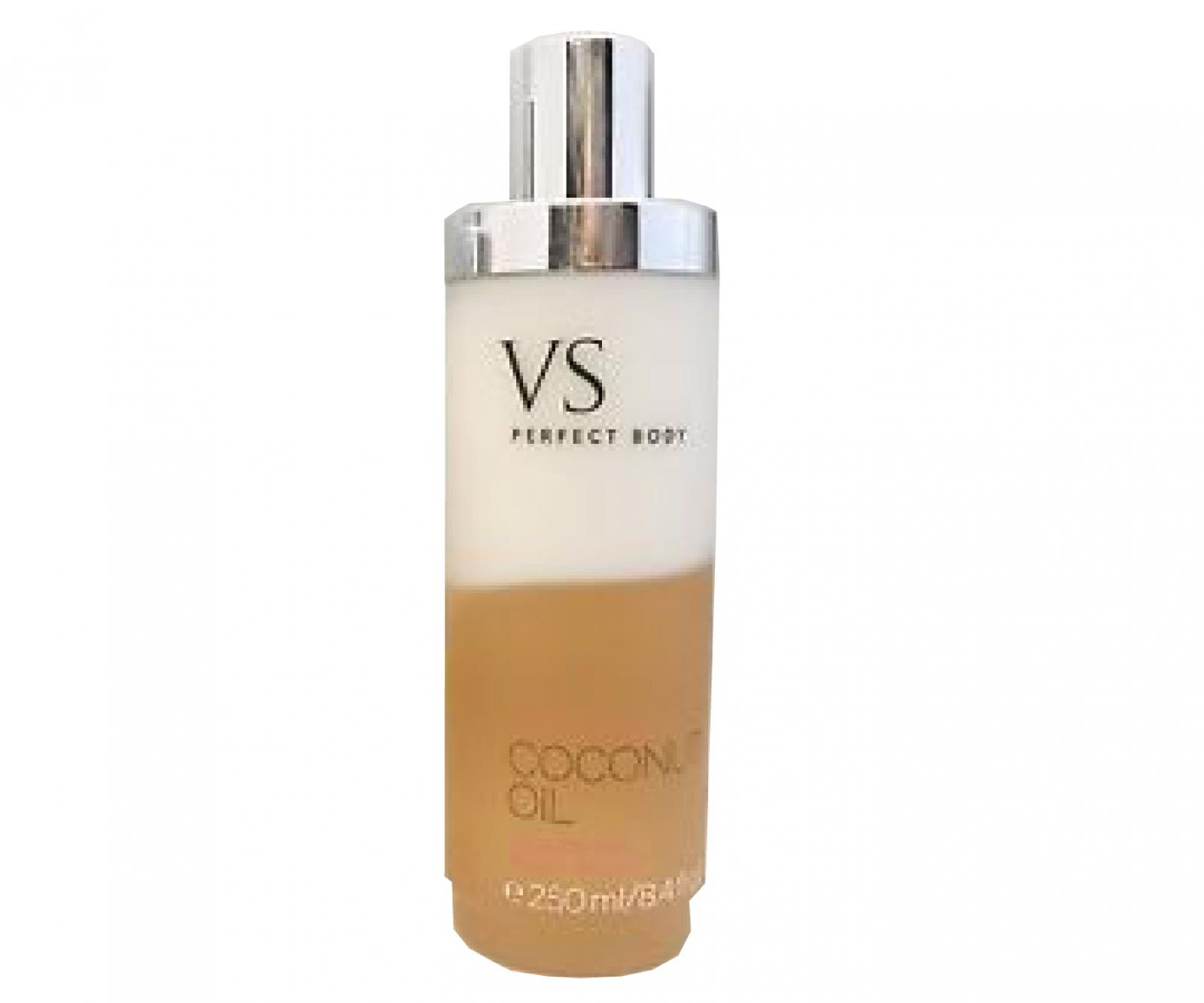 Victoria´s Secret  Coconut Oil Twice As Fresh 250 ml, Sprchovací olej (W)