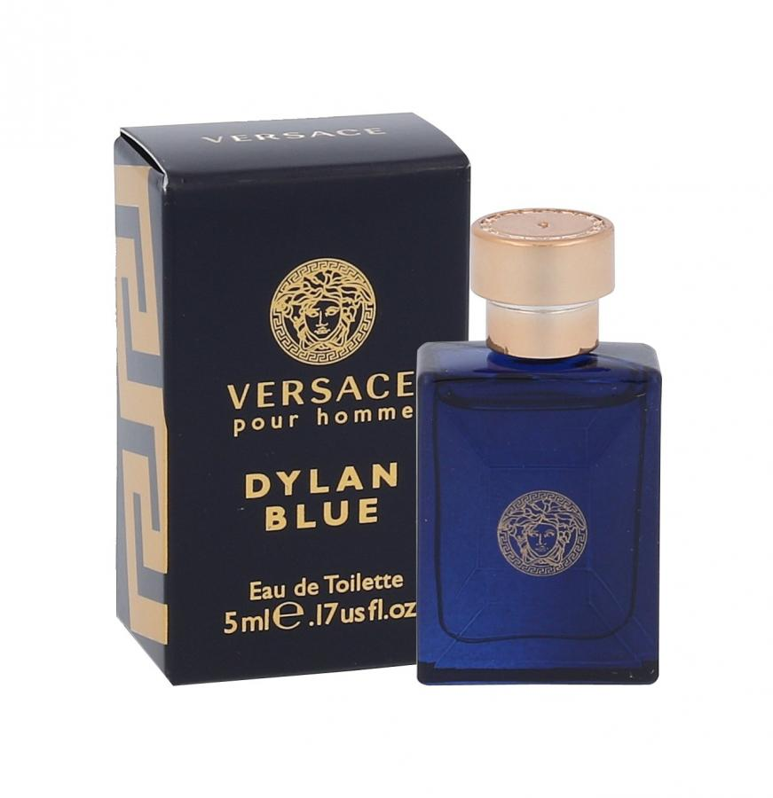 Versace Pour Homme Dylan Blue 5ml, Toaletná voda (M)