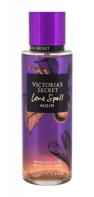 Victoria´s Secret Noir Love Spell (W)  250ml, Telový sprej