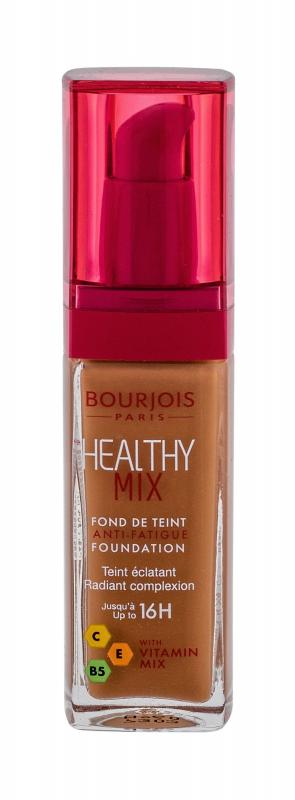 BOURJOIS Paris Anti-Fatigue Foundation Healthy Mix (W)  30ml, Make-up