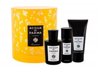 Acqua di Parma Colonia Essenza EdC 100 ml + sprchovací gel 75 ml + dezodorant 50 ml