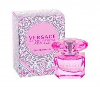 Versace Bright Crystal Absolu 5ml, Parfumovaná voda (W)
