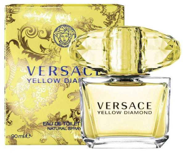 Travalo naplnené vôňou Versace Yellow Diamond 5ml, Parfumovaná voda (W)