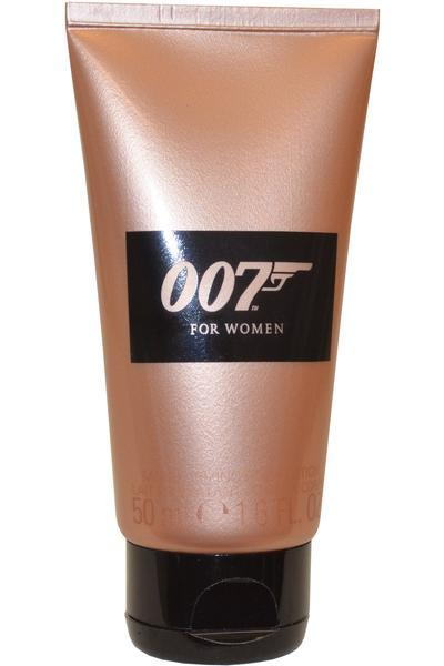 James Bond 007 For Women II 50ml, Telové mlieko (W)