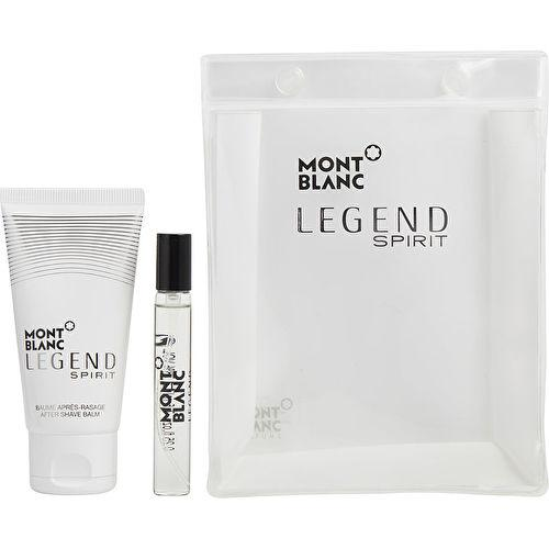 Montblanc Legend Spirit EDT 7.5ml + Balzam po holení 50ml (M)
