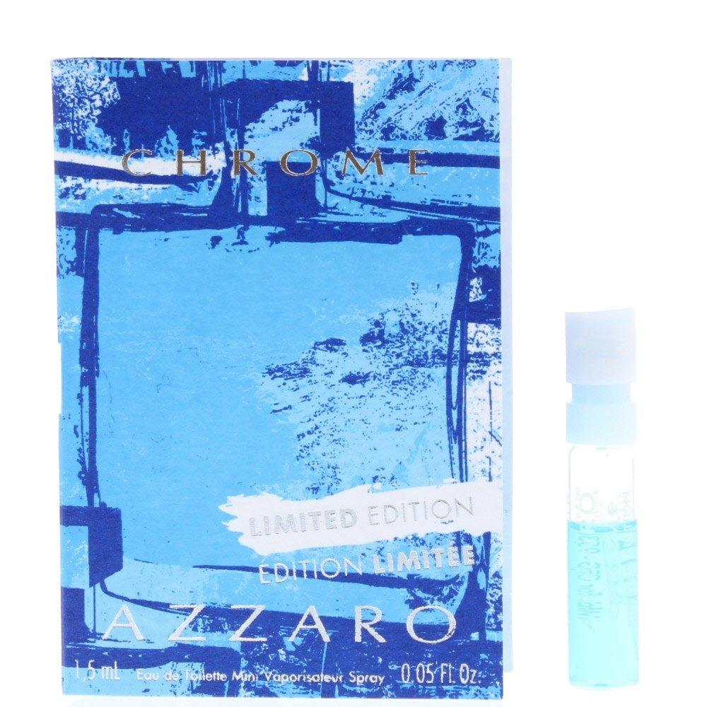 Azzaro Limited Edition 2015 Chrome 1.5 ml, Toaletná voda