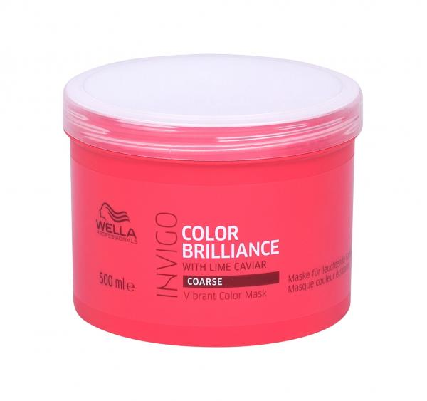 Wella Professionals Color Brilliance Invigo (W)  500ml, Maska na vlasy