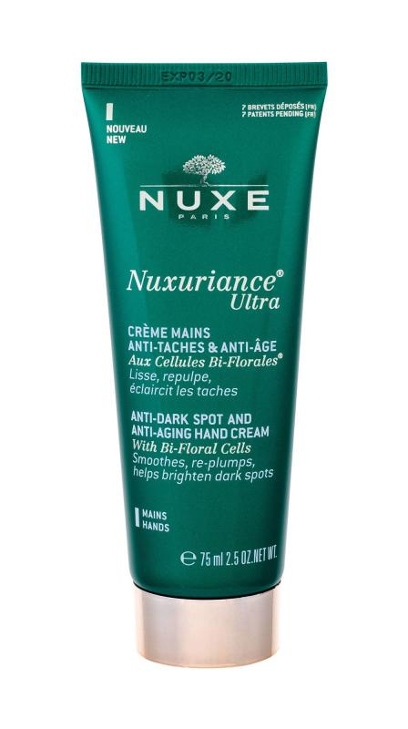 NUXE Anti-Dark Spot And Anti-Aging Hand Cream Nuxuriance Ultra (W)  75ml, Krém na ruky