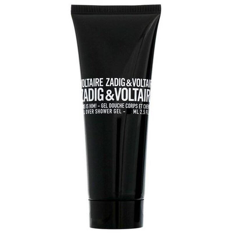 Zadig & Voltaire This is Him! (M)  200ml, Sprchovací gél