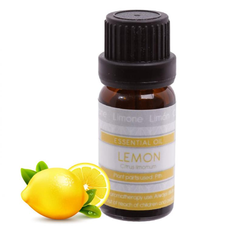 Eden Essential Oil Lemon 10ml, Esenciálny olej