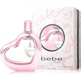 Bebe Bebe Sheer 50ml, Parfumovaná voda (W)
