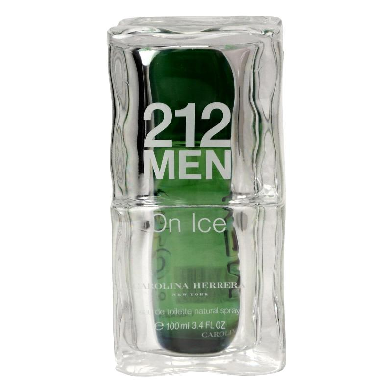 Carolina Herrera 212 Men On Ice 100ml, Toaletná voda (M)