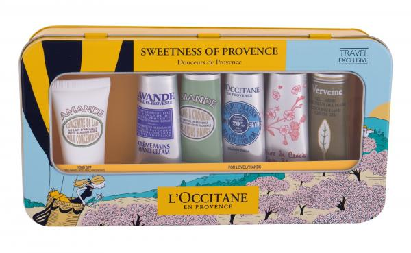 L´Occitane Almond (W)  20ml, Telový krém