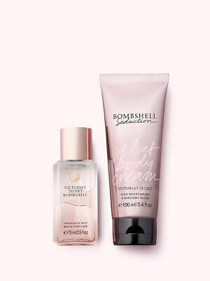 Victoria´s Secret Bombshell Seduction  75ml + 100ml, Telový sprej, sada (W)