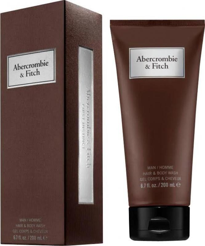 Abercrombie & Fitch First 200ml, Sprchovací gel (M)