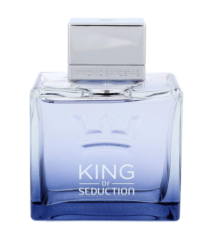 Antonio Banderas King of Seduction (M)  100ml, Toaletná voda