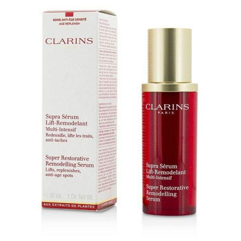 Clarins Remodelling Serum Super Restorative 30ml, Pleťové sérum (W)