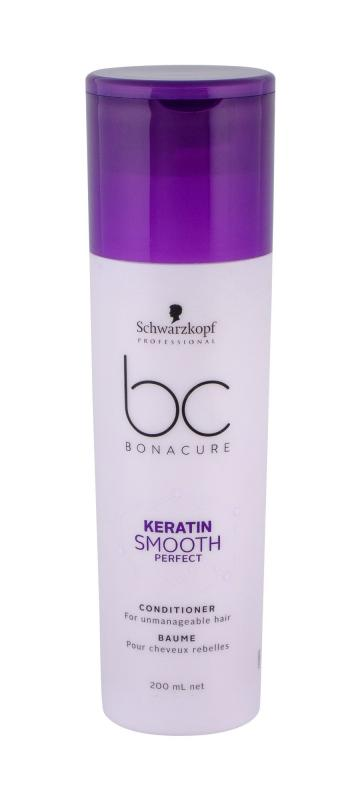 Schwarzkopf Professi BC Bonacure Keratin Smooth Perfect (W)  200ml, Kondicionér