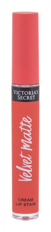 Victoria´s Secret Cream Lip Stain Velvet Matte (W) Tempting 3,1g, Rúž