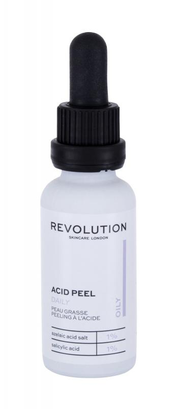 Revolution Skincare Oily Acid Peel (W)  30ml, Peeling