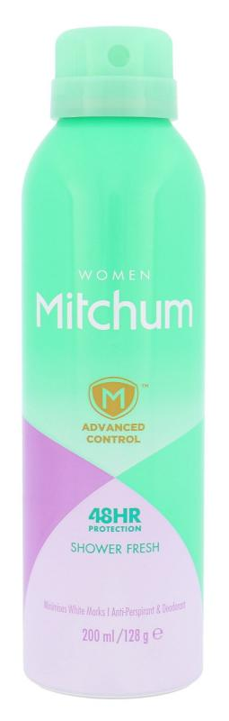 Mitchum Shower Fresh Advanced Control (W)  200ml, Antiperspirant