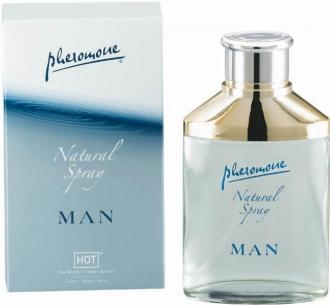 HOT Man Pheromone Natural Spray 50ml - pánske feromóny (M)