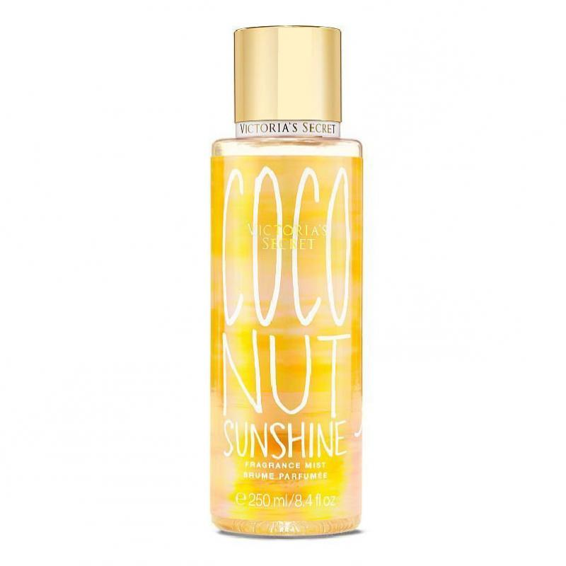 Victoria´s Secret Coconut Sunshine 250ml, Telový sprej (W)