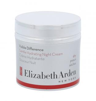 Elizabeth Arden Gentle Hydrating Visible Difference 50ml, Nočný pleťový krém (W)