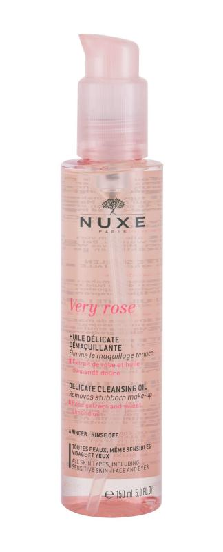 NUXE Delicate Very Rose (W)  150ml, Čistiaci olej