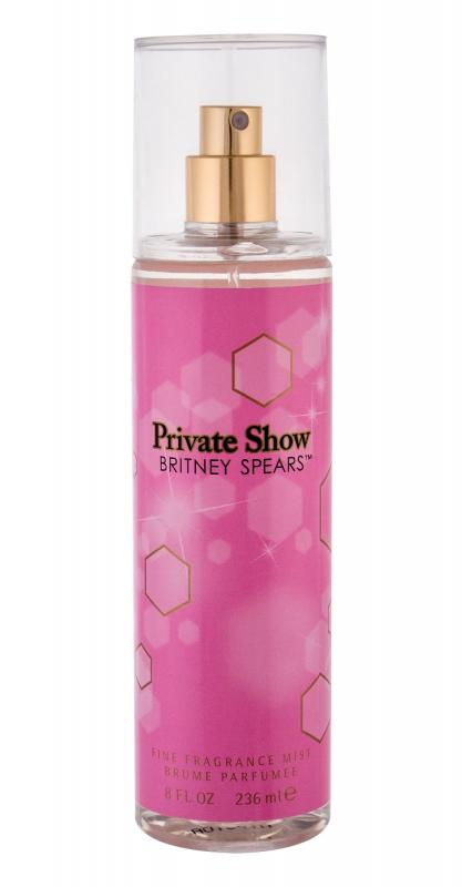 Britney Spears Private Show (W)  236ml, Telový sprej