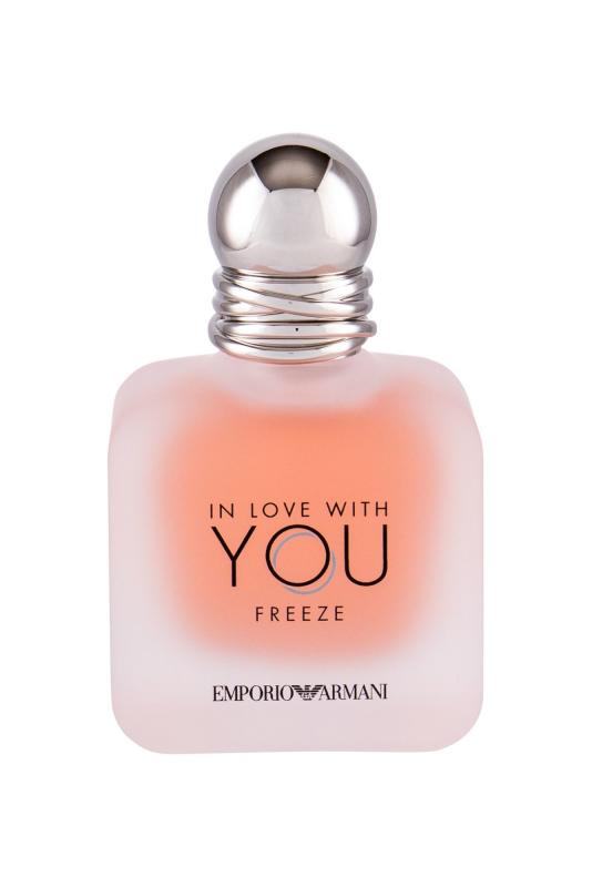 Giorgio Armani In Love With You Freeze Emporio Armani (W)  50ml, Parfumovaná voda