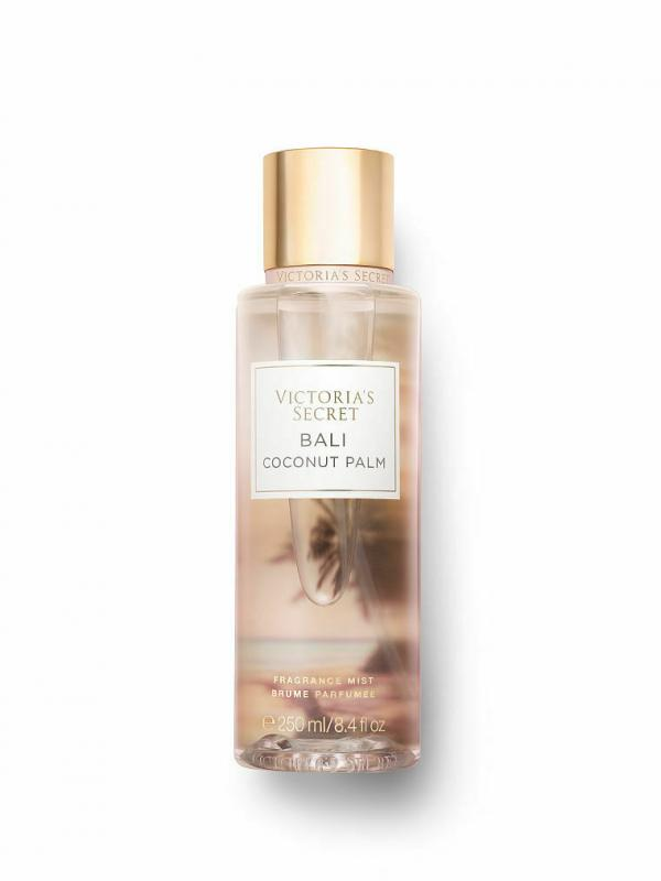 Victoria´s Secret Coconut Palm 250ml, Telový sprej (W)