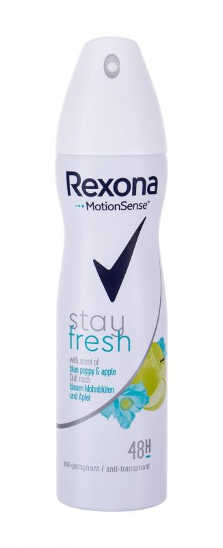 Rexona Stay Fresh Motionsense (W)  150ml, Antiperspirant