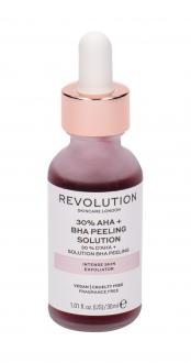 Makeup Revolution Lo 30% AHA + BHA Peeling Solution Skincare (W)  30ml, Peeling