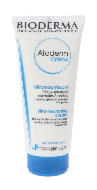 BIODERMA Ultra-Nourishing Cream Atoderm (W)  200ml, Telový krém
