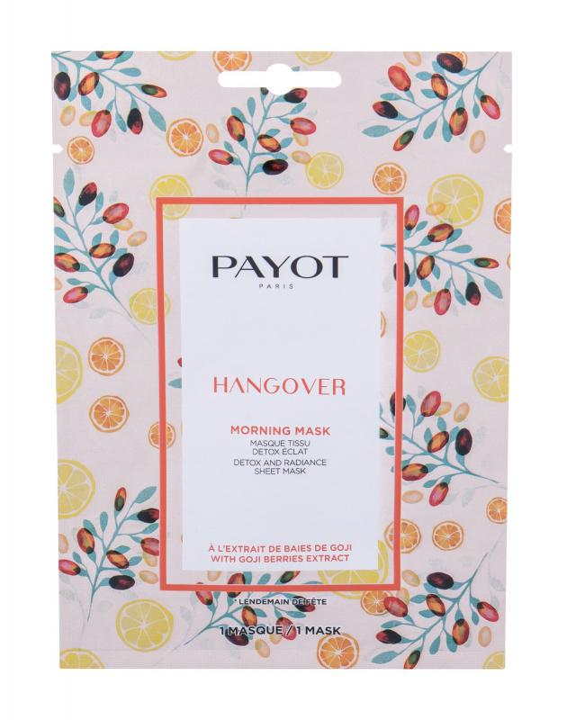 PAYOT Hangover Morning Mask (W)  1ks, Pleťová maska