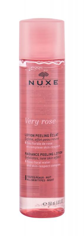 NUXE Radiance Peeling Very Rose (W)  150ml, Peeling