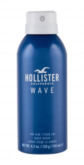 Hollister Wave For Him (M)  143ml, Telový sprej